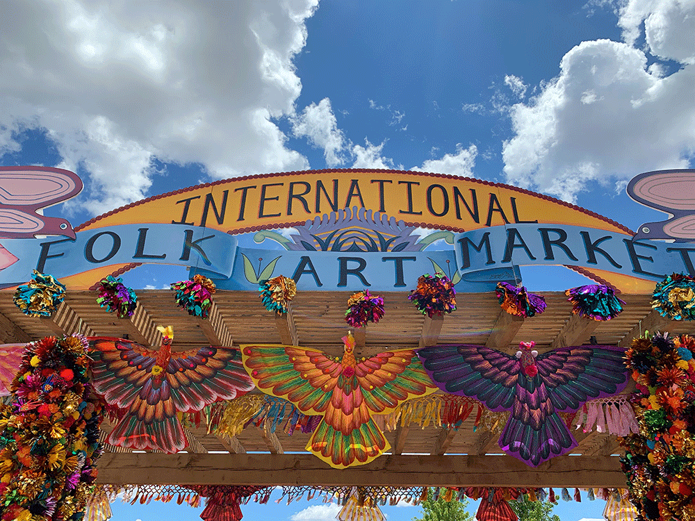 international folk art festival